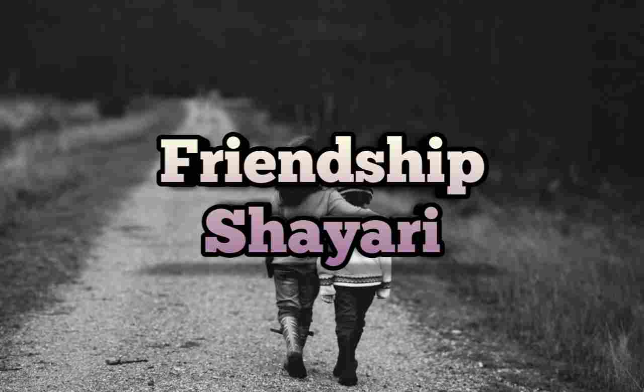 Photo of Friendship Shayari