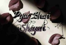 Photo of Pyar Bhari Shayari