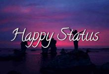 Photo of Happy Status