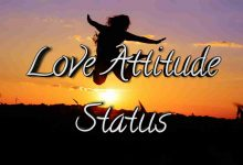 Photo of Love attitude status