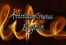 Photo of Attitude Status In English